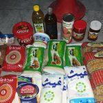 Damaskus | Verteilung von Grundnahrungsmitteln für März 2021