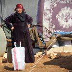 Idlib / NW-Syrien | Verteilung von Heizmittel